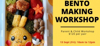 Bento Making Workshop