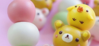 Parent & Child Rilakkuma Steamed Bun Workshop