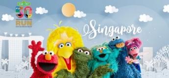 Sesame Street Run Singapore