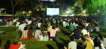 "A Botanic Gardens Movie Series: ""The Wizard of Oz"" organised by National Cancer Centre Singapore"