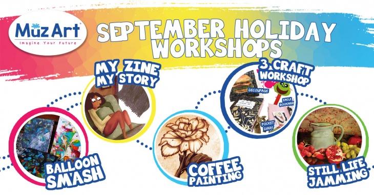 September Holiday Workshop 2019