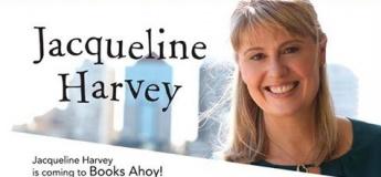 Meet the Author: Jacqueline Harvey