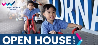 Lorna Whiston Winchester Preschool Open House