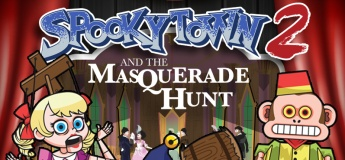 SpookyTown 2: The Masquerade Hunt