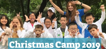 Christmas Camp 2019 @ Newton Show