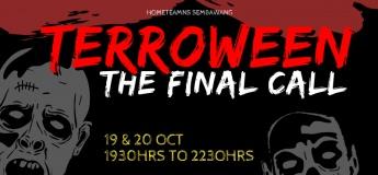 Terroween: The Final Call