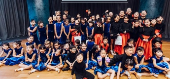 Latin Dance Through the Eyes of a Child!