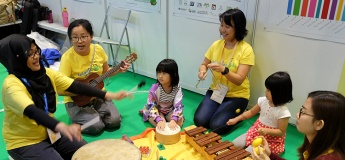 Fun with Percussion Instruments
