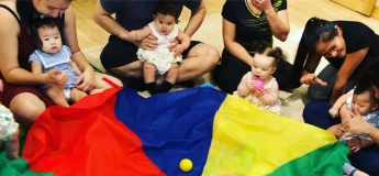 Baby signs classes every Tuesday