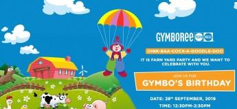 Gymbo's Birthday 2019 - Farmyard Party