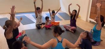 Family Yoga - September Edition