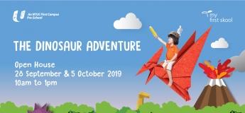 The Dinosaur Adventure Open House