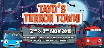 Tayo's Halloween Event