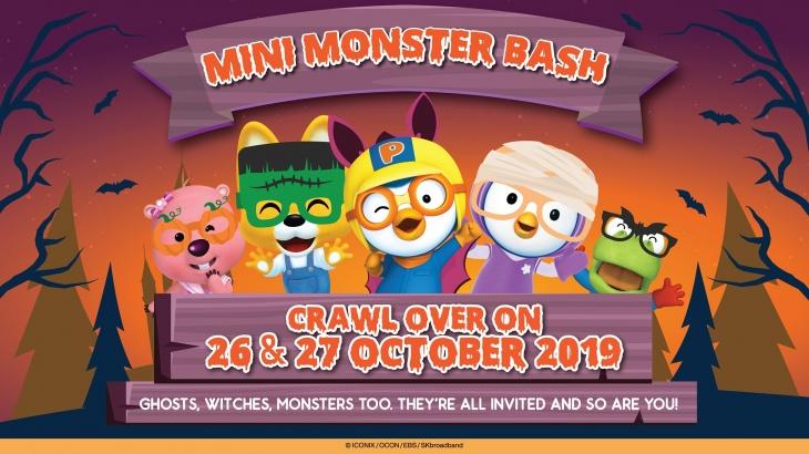 Pororo's Mini Monster Bash