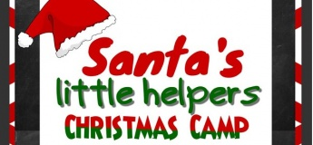 Santa's Little Helpers Christmas Camp