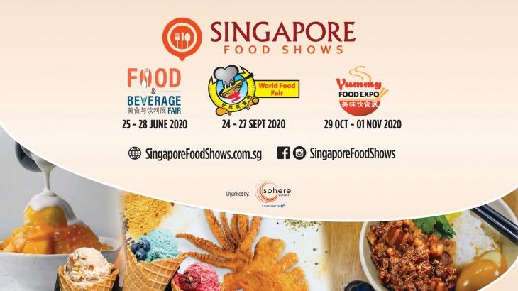 (Postponed) World Food Fair 2020