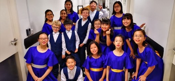 Singapore Lyric Opera Children Training Programme