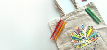 Colour a Tote Bag by Club Med
