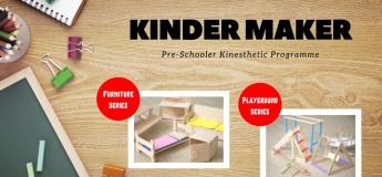 Kinder Maker - Furniture Series