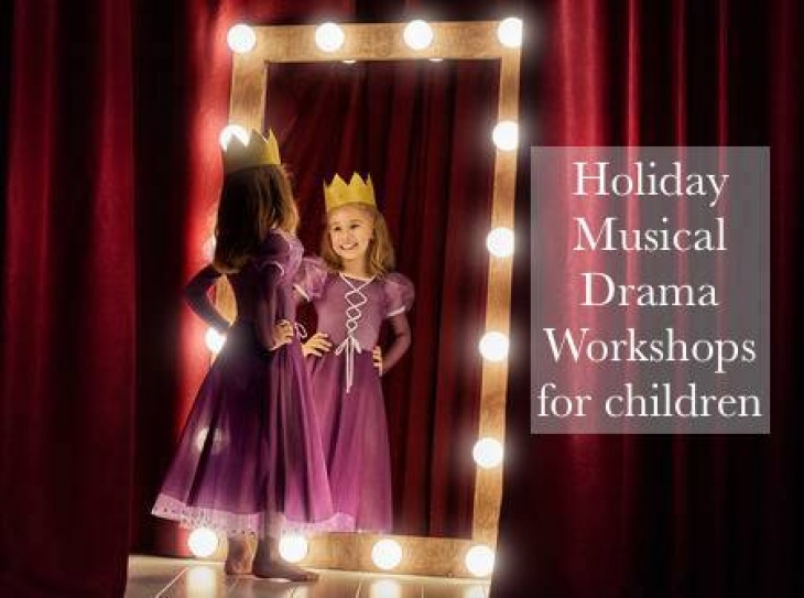 December Holiday Musical Drama Workshops for Kids