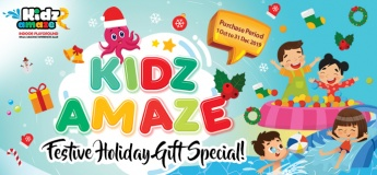 Kidz Amaze Gift for Play Promotion