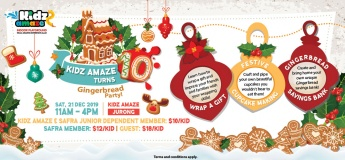 Kidz Amaze 10th Anniversary Party