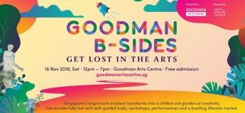 Goodman B-Sides: Get lost in the arts
