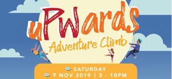 uPWards Adventure Climb @ Pasir Ris