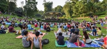 Music in an Enchanted Garden
