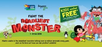 Fight The Deadliest Monster