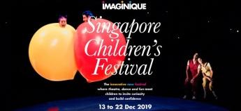 Imaginique Singapore Children's Festival