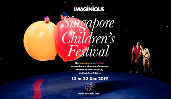 Imaginique Singapore Children's Festival