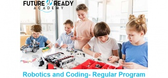 Robotics and Coding – Regular Program