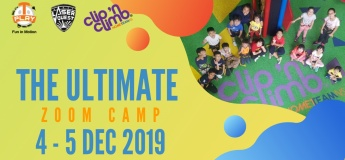 The Ultimate Zoom Camp - December Holiday Edition at HomeTeamNS @ Tampines
