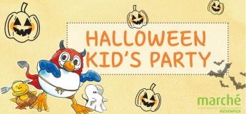 (FULL) Marché Mövenpick Halloween Kids Party