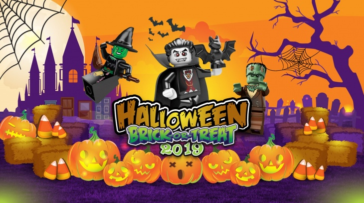 Brick-Or-Treat is Back with an Augmented Reality Twist at LEGOLAND® Malaysia Resort