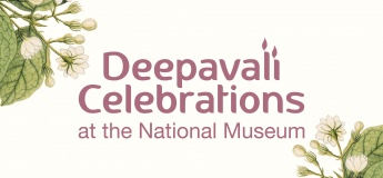 Deepavali Celebrations 2019 @ National Museum of Singapore