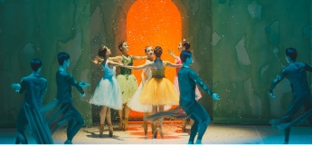 Suzhou Ballet Theatre 《灰姑娘》Cinderella in Singapore