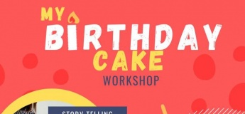 Year End 2019 [Author Series] MY Birthday Cake Workshop
