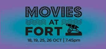 Movies at Fort Siloso