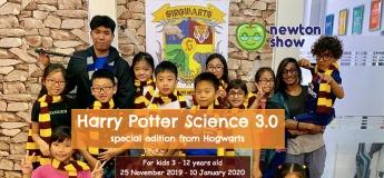 Harry Potter 2019(Christmas) camp Christmas 2019