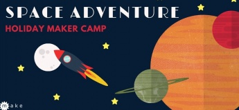 Space Adventure Maker Camp