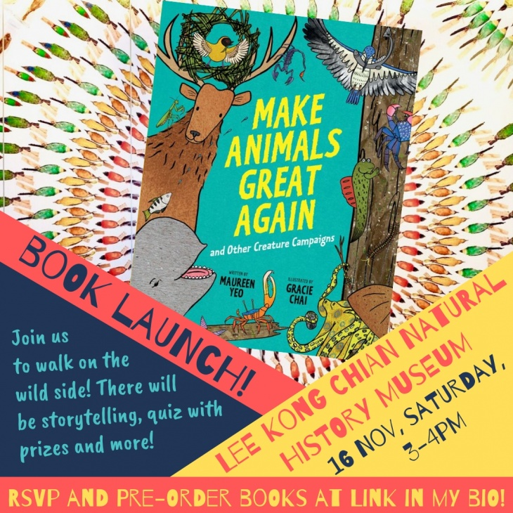 Launch of Make Animals Great Again and Other Creature Campaigns