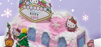 Kitty Cafe Logcake