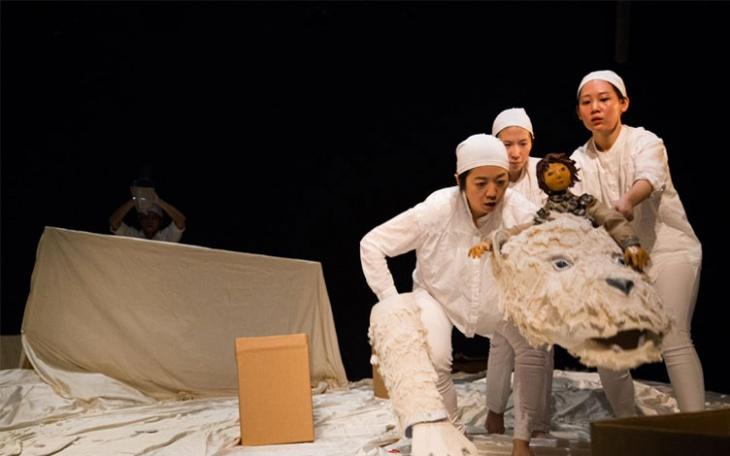 Gullinkambi – Puppetry Theatre for Children