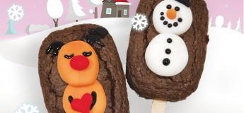 [Junior Gourmet] Jolly Brownie Popsicakes