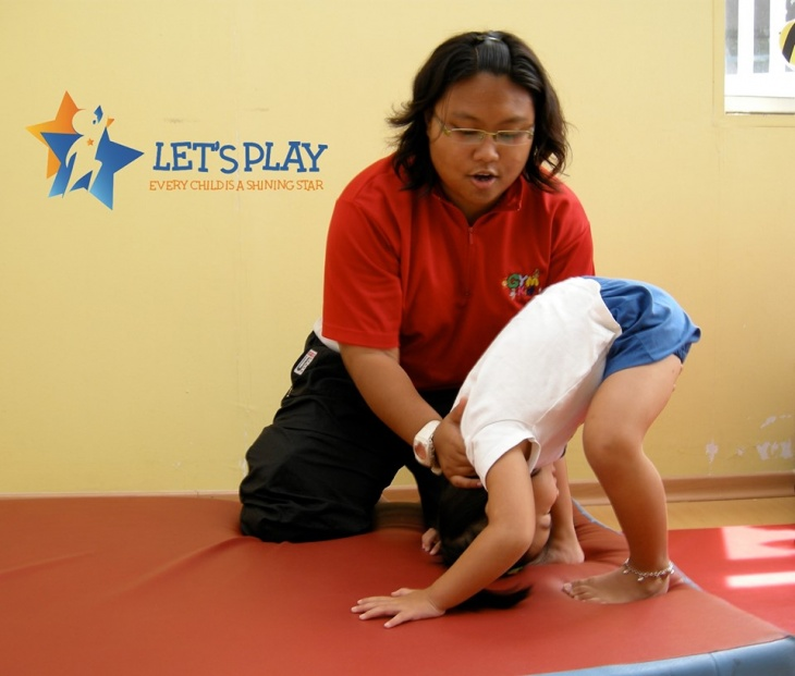 Infant and Toddler Gym Programme @ Let's Play LLP