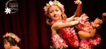 Moms-Toddlers Polynesian Dance Workshop (3-5 yo)