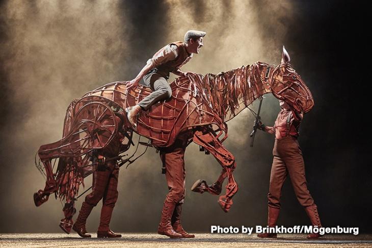 (Cancelled) War Horse