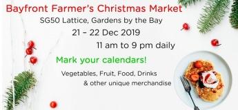 Bayfront Farmer's Christmas Market